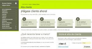 Contratar Depósitos online bankialink 2