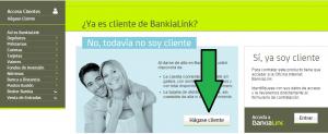 Contratar depósito bankialink
