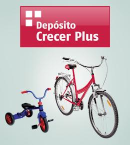 Deposito CrecerPlus
