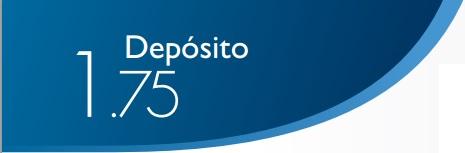 deposito 1.75 de Banco Mediolanum