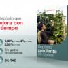 Depósito Creciente a 3 años de Openbank