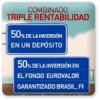 Combinado Triple Rentabilidad de Banco Popular