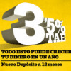 Depósito a 12 meses de Banco Pichincha
