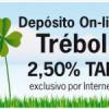 Depósito On-line Trébol de Caja de Ingenieros