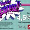 Depósito Express de CCM