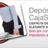 Depósito a plazo vajilla Santa Clara de CajaSur