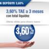 On Depósito 3,60% de Caixa Galicia